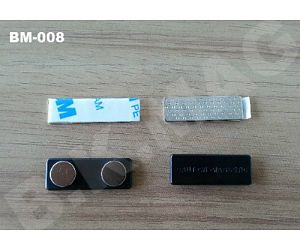 Rectangle Button Magnets